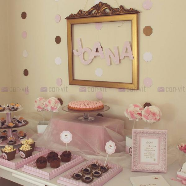 Birthday Party Decoration - Princess Theme
